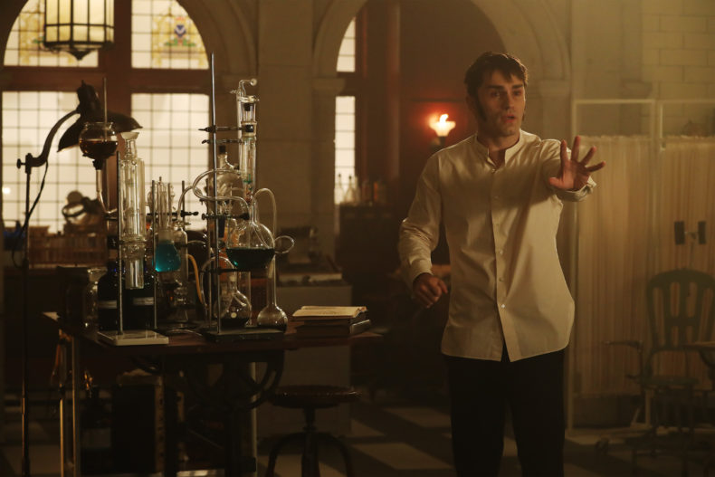 a once upon a time case This week, we return to the mystery of dr jekyll and mr hyde read on to catch what you missed with our once upon a time recap.