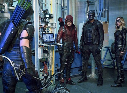 """Arrow – """"Unchained"""" – Review"""