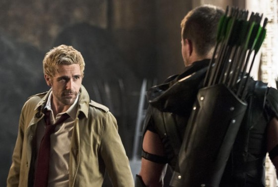 """Arrow: """"Haunted"""" Review"""