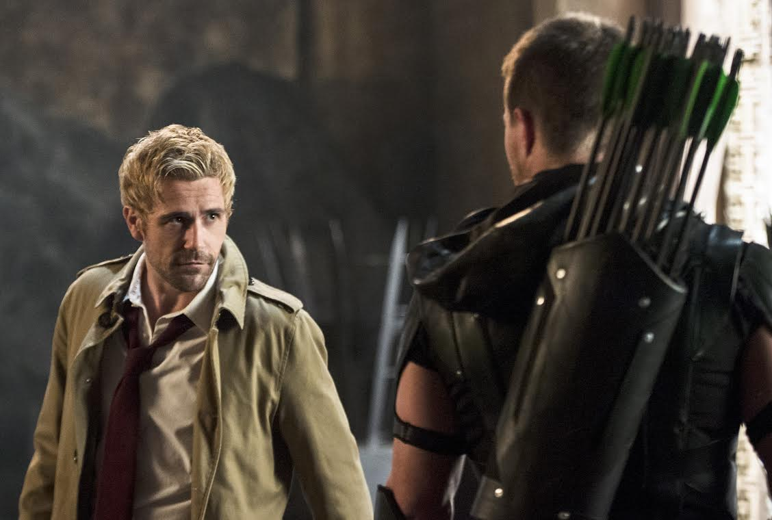 Arrow 405 Constantine first look