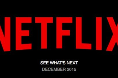 What's New On Netflix December 2015