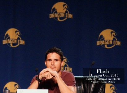 Dragon Con 2015 Panel with The Flash Cast