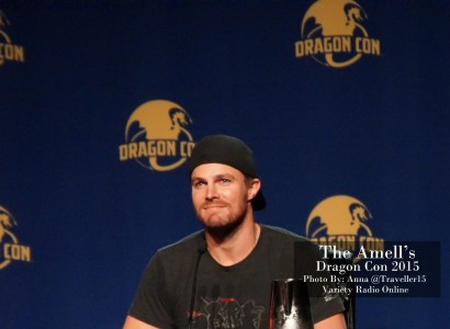 Dragon Con 2015 Panel for Stephen Amell