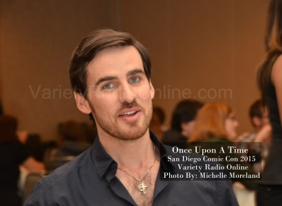 Once Upon A Time San Diego Comic Con 2015 Interviews