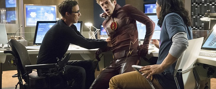 The Flash – Things You Can't Outrun – Blog Review