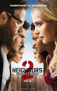 Neighbors 2 Sorority Rising NEW POSTER