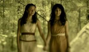 The Sirens |Left: Sybil, Right: Seline)