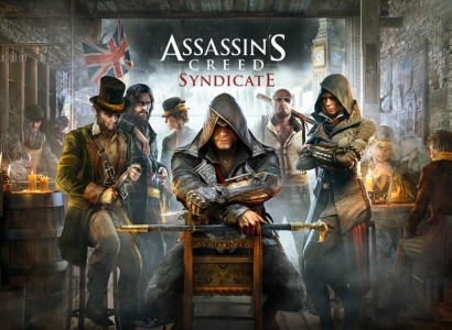 EXCLUSIVE INTERVIEW with Paul Amos (Assassin's Creed: Syndicate) Video Game