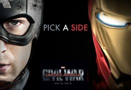 Captain America: Civil War is set to be released in theaters on May 6, and our staff at Variety Radio Online can't wait!