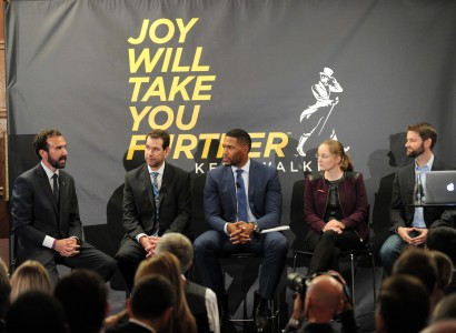 Michael Strahan and More Hope Joy Takes You Further