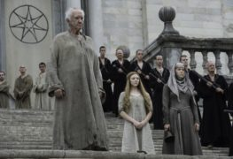 high sparrow being a dickhead