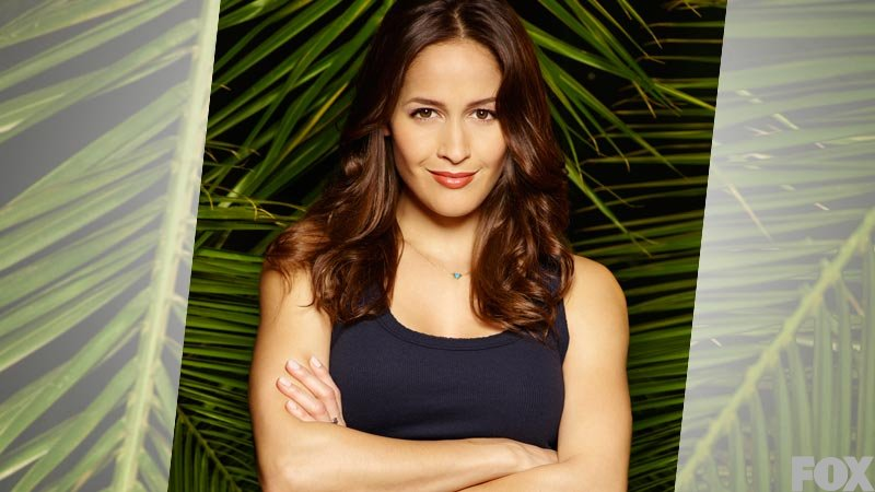 Jaina Lee Ortiz as Detective Villa.