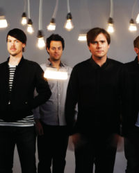 Jim Adkins of the widely known rock band, Jimmy Eat World.