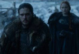 jon sansa talk to the wildlings