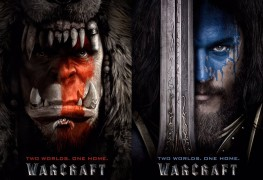 WARCRAFT - In Theaters, RealD 3D, and IMAX 3D Friday, June 10