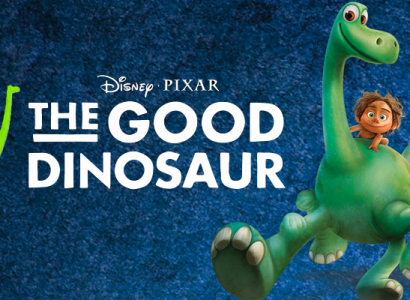 'THE GOOD DINOSAUR' Available for Home Entertainment on February 23rd