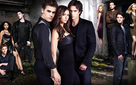 """""""The Vampire Diaries"""" Month of May – Interview List"""